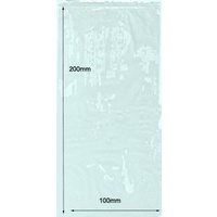 Cellophane Bag Small Long Pack of 100