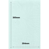 "Cellophane Bags 8""x12"" Pack of 100"