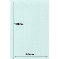 Cellophane Bag Extra Small Pack of 100