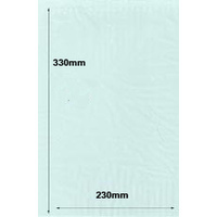 "Resealable Cellophane Bags 9""x13"" Pack of 100"