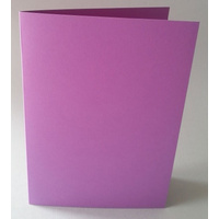Juni Purple Single Fold Card Size C (10 Pack)