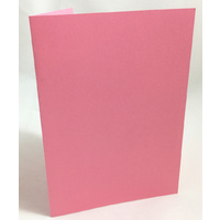 Velo Pink Single Fold Card Size C (10 Pack)