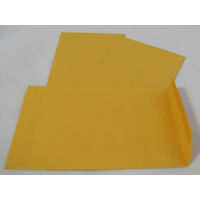Gold Lick & Stick P7 Seed Envelope x 10