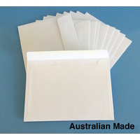 Card White Lick & Stick Envelope x 10