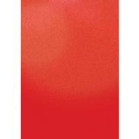 Bright Red Shimmer A4
