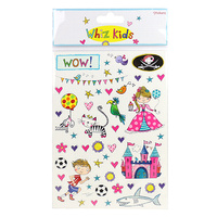 Whiz Kids A5 Stickers