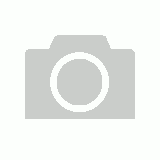 Blue Village & Snow Christmas Paper Tole