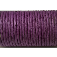 Purple Paper Twist x 5mtr