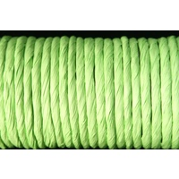 Lime Green Paper Twist x 5mtr