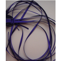 Poly Satin 3mm Purple Ribbon x 45mtrs