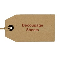 Decoupage Sheets