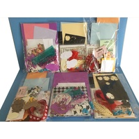 Lucky Dip Card Making Kits - Create Five Cards for $5.00