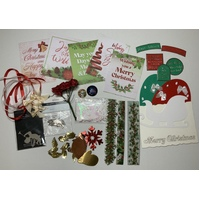 Christmas Embellishment Kit Limited Stock