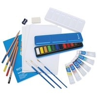 Reeves Water Colour Complete Painting Set