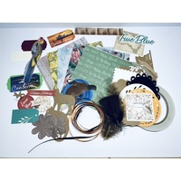 Australiana Card Making Kit - Create Five Cards
