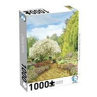 Jigsaw Puzzle 1000PC Enchanted Garden