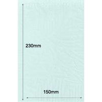 "Cellophane/Polypropylene Bags 6""x9"" Pack of 100"