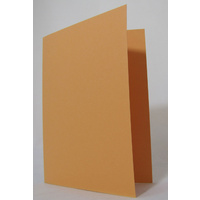 Koda Caramel Single Fold Card Size C (10 Pack)