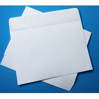 C6 White 100gsm  Peel & Seal Envelope x 10 Australian Made