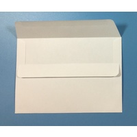 C6 White Self Seal Envelope x 10
