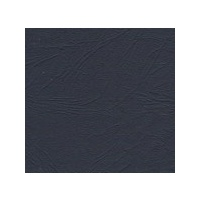 Cut Out Rectangle  Embossed Shaped Cards Navy Blue Leathergrain x 10 with Envelopes