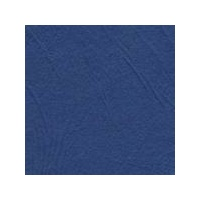 Cut Out Rectangle  Embossed Shaped Cards Royal Blue Leathergrain x 10 with Envelopes