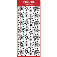 Stars over 100 Assorted Sizes