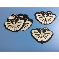Laser Cut Butterfly & Shadow Layer
