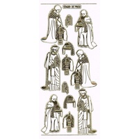 Nativity Wise Men Transparent