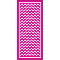 Mod Podge Peel & Stick Chevron Stencil