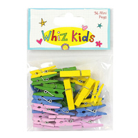 Whiz Kids Mini Pegs