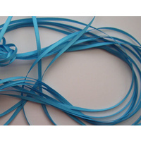 Poly Satin 3mm Turquoise Ribbon x 45mtrs