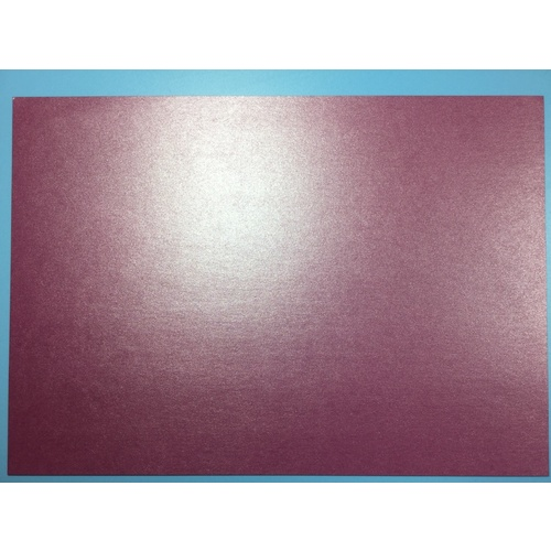 Purple Plum Shimmer Paper 120gsm A4