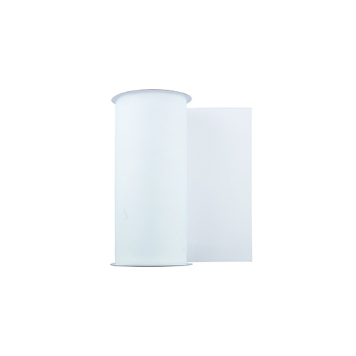 Tulle White Roll 145mm Ribbon x 25 Mtrs