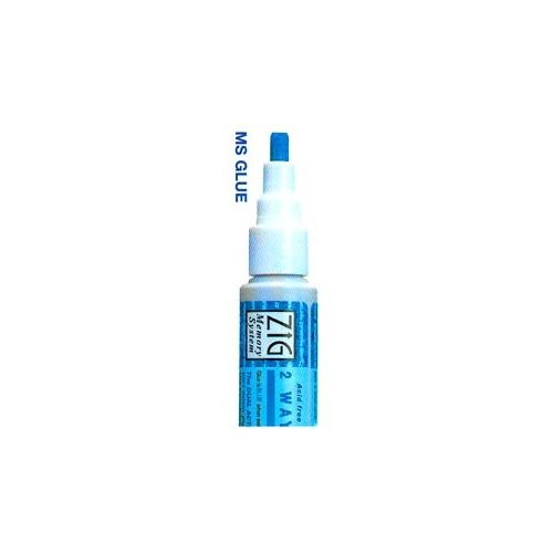 Zig Fine Tip  2 Way Glue Acid Free